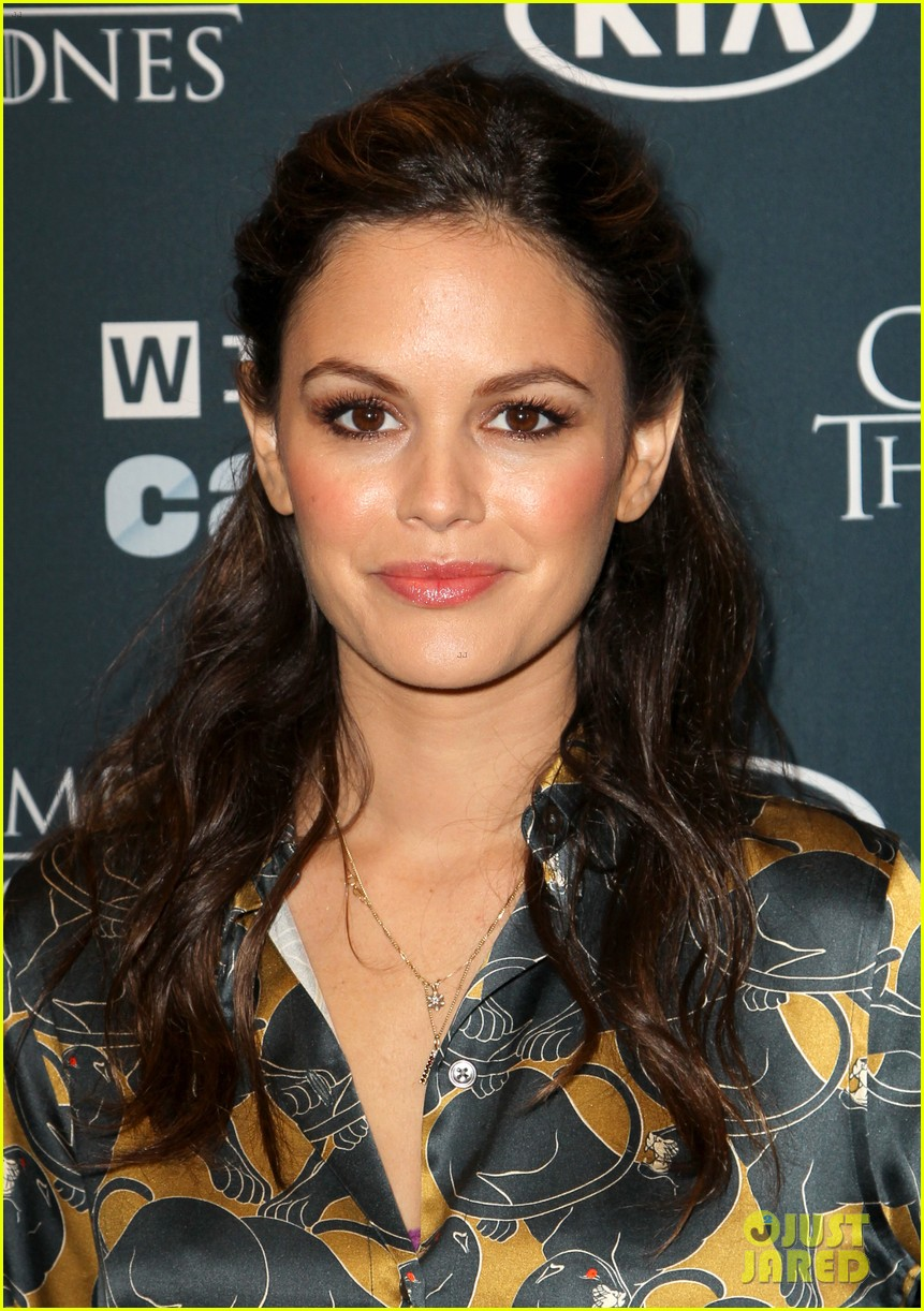 rachel bilson neck tattoo was for a movie role 112911610