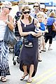 selma blair arthur choose healthy at farmers market 10