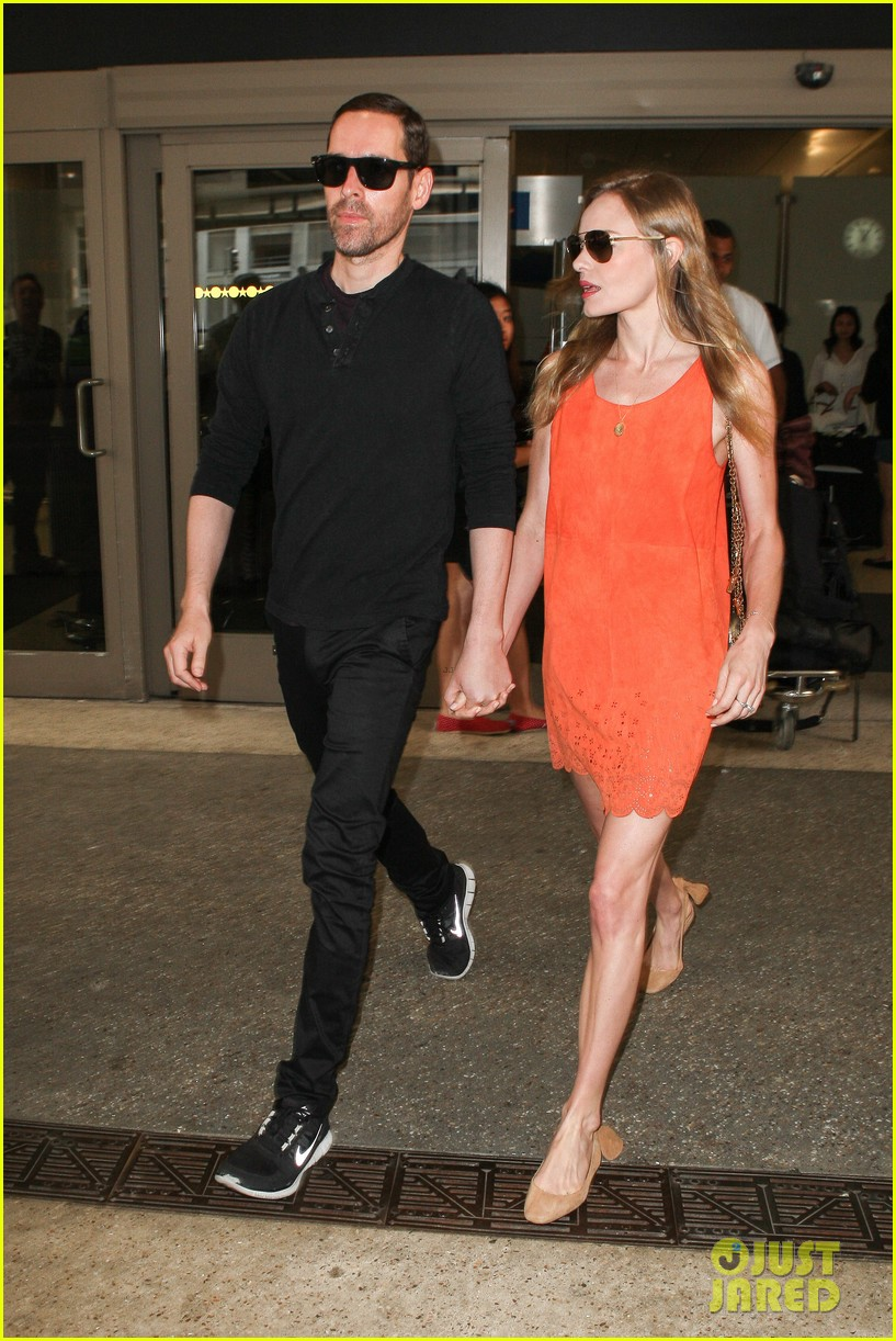 kate bosworth michael polish land at lax on july 4th 122904018