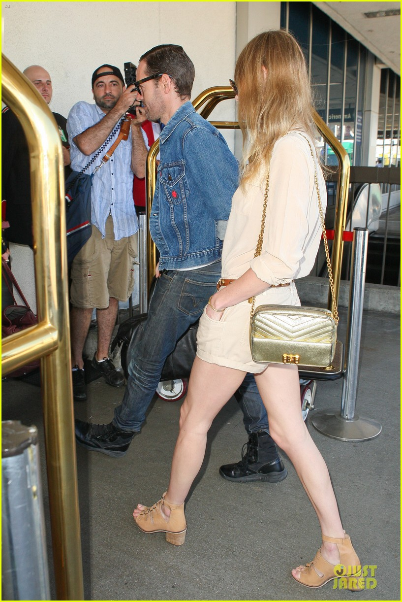 kate bosworth michael polish big sur support at lax 052919564