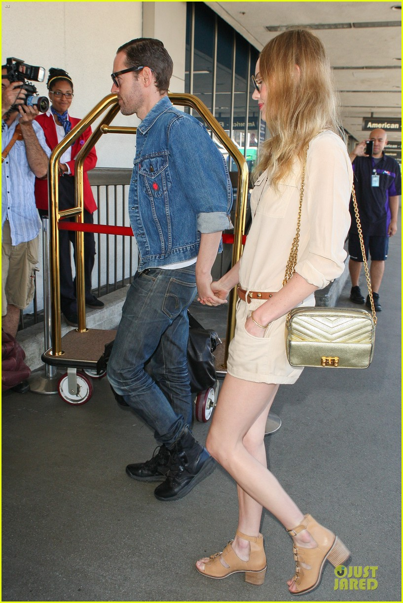 kate bosworth michael polish big sur support at lax 07