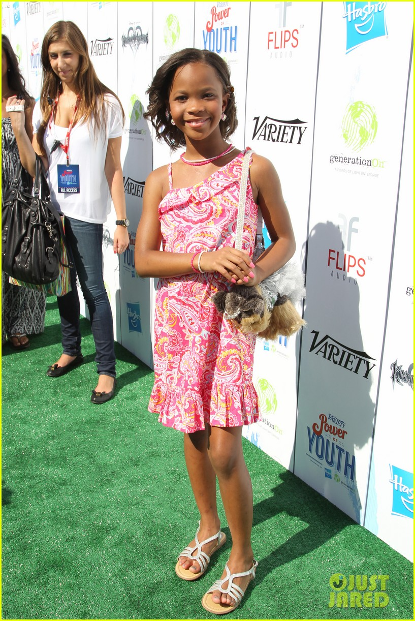 abigail breslin quvenzhane wallis power of youth 2013 072918215
