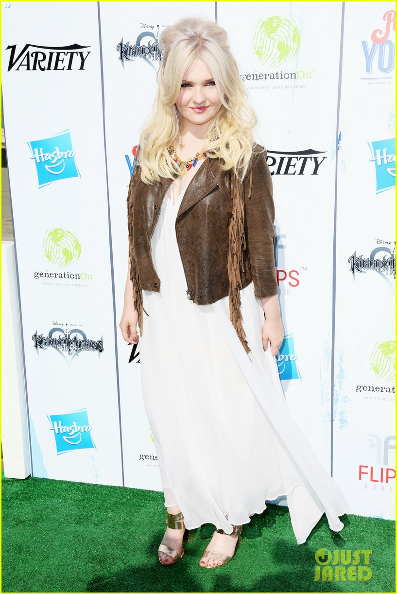 abigail breslin quvenzhane wallis power of youth 2013 17