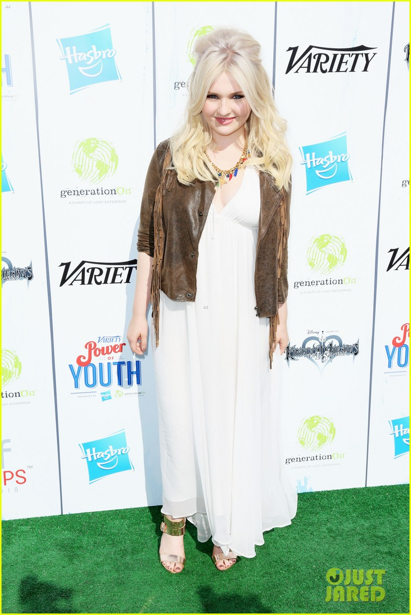 abigail breslin quvenzhane wallis power of youth 2013 19