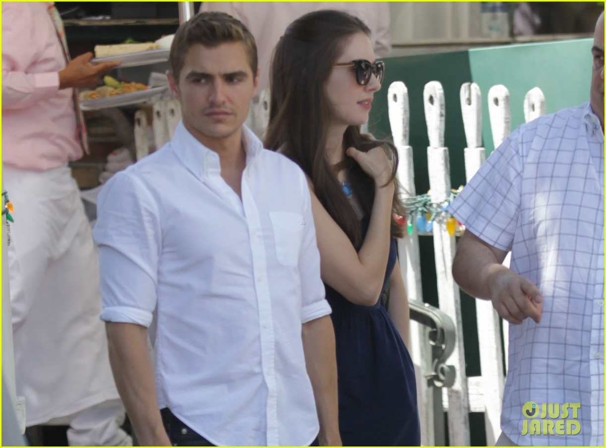 dave franco alison brie lunch date at the ivy 042920046