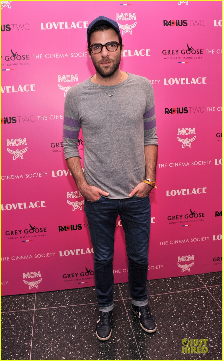 adam brody zachary quinto lovelace nyc screening 01