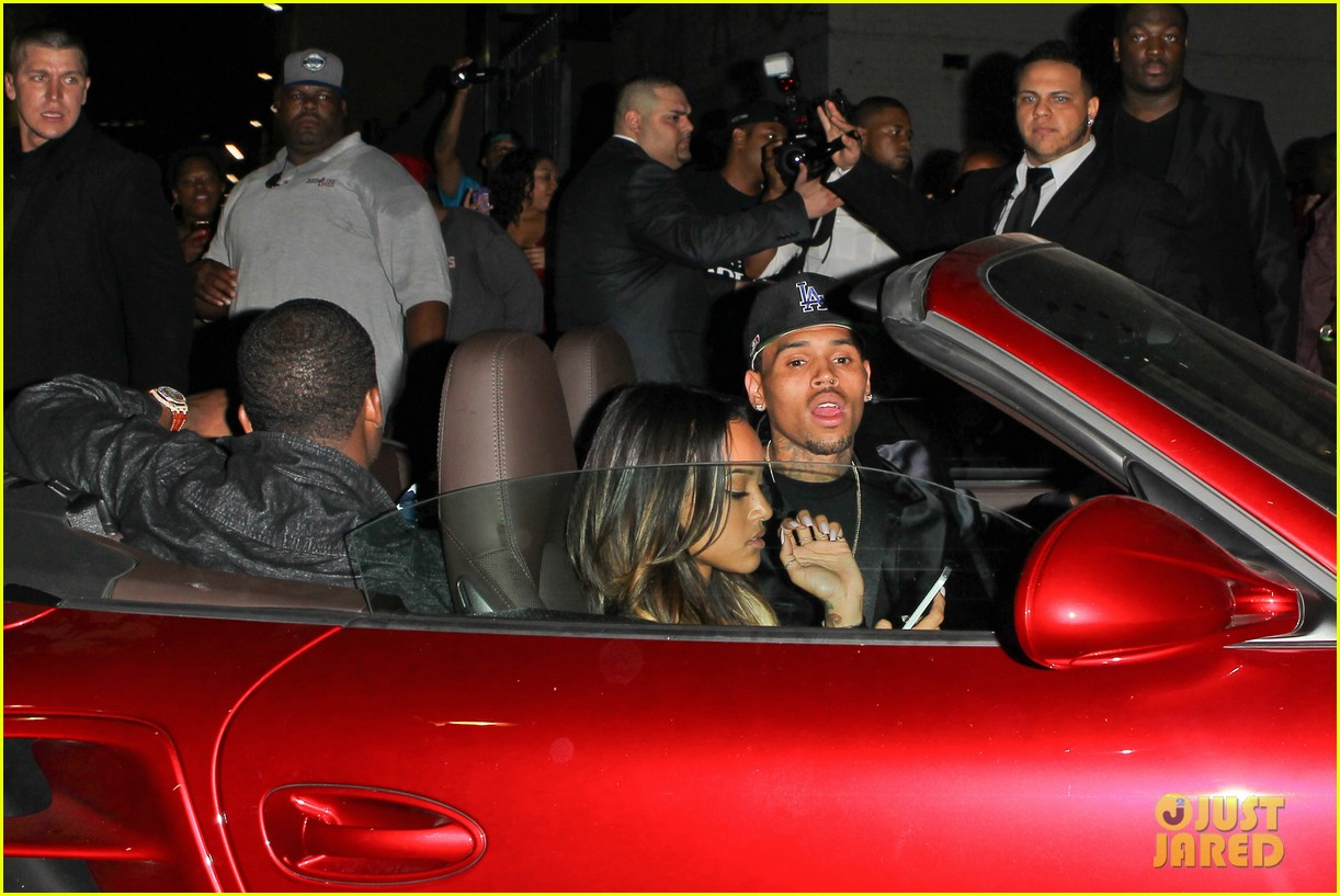 chris brown karreuche tran bet awards 2013 after party 142901869