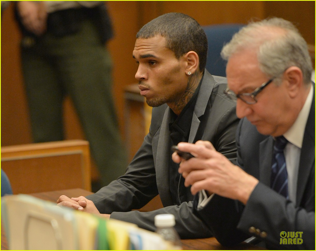 chris brown i did everything i was supposed to for hit n run 152909956