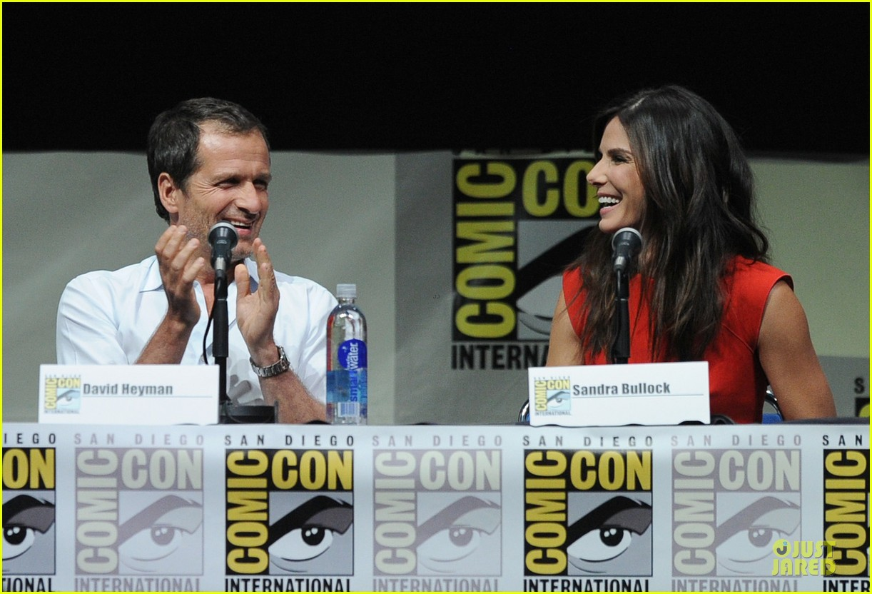 sandra bullock gravity panel at comic con 072913042