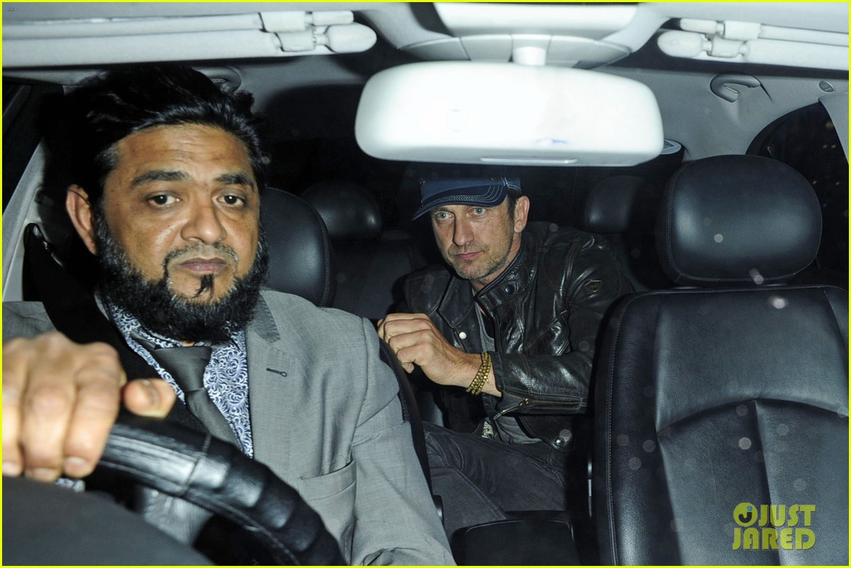 gerard butler leaves london nightclub with mystery gal 102920221