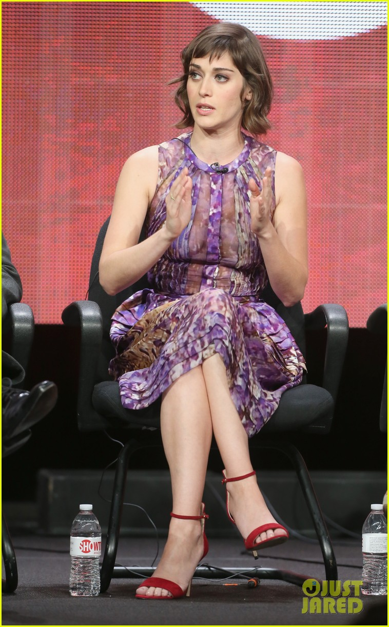 lizzy caplan michael sheen masters of sex tca tour panel 20