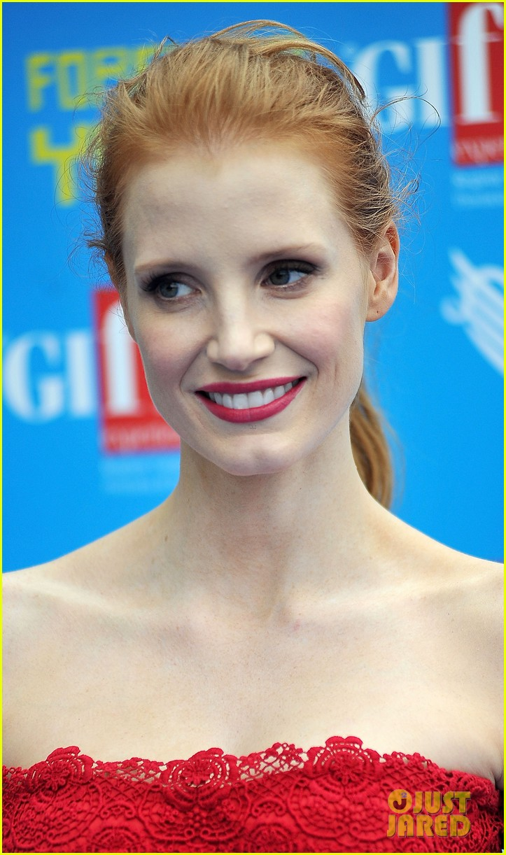 jessica chastain giffoni film festival honoree 04