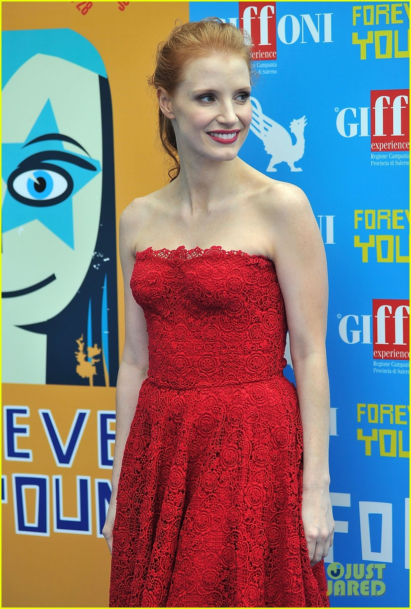 jessica chastain giffoni film festival honoree 082914008