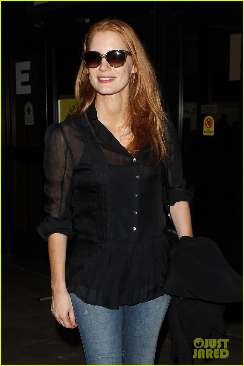 jessica chastain griffoni film festival this weekend 042912126