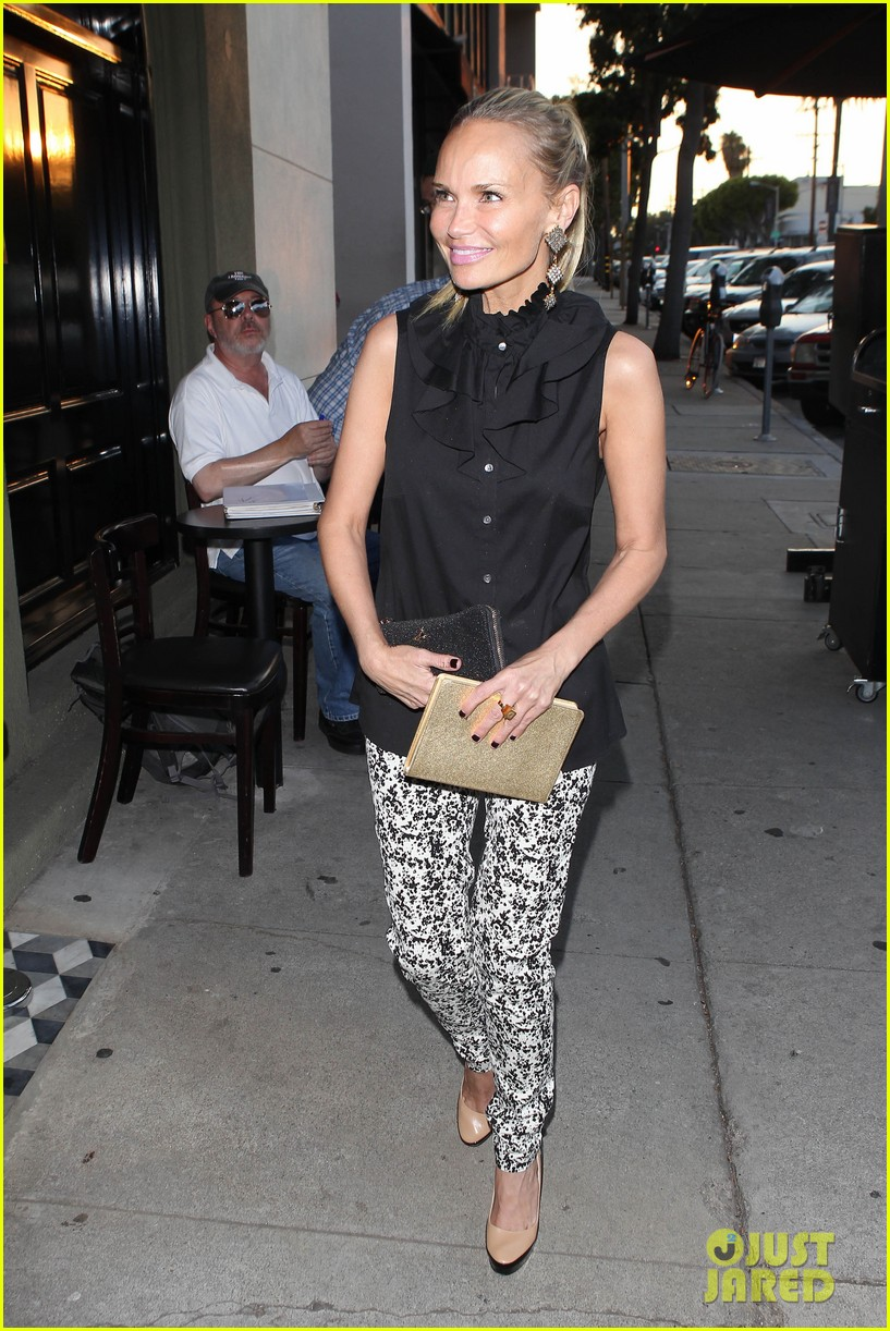 kristin chenoweth i saw grease ten times in the theater 132912012