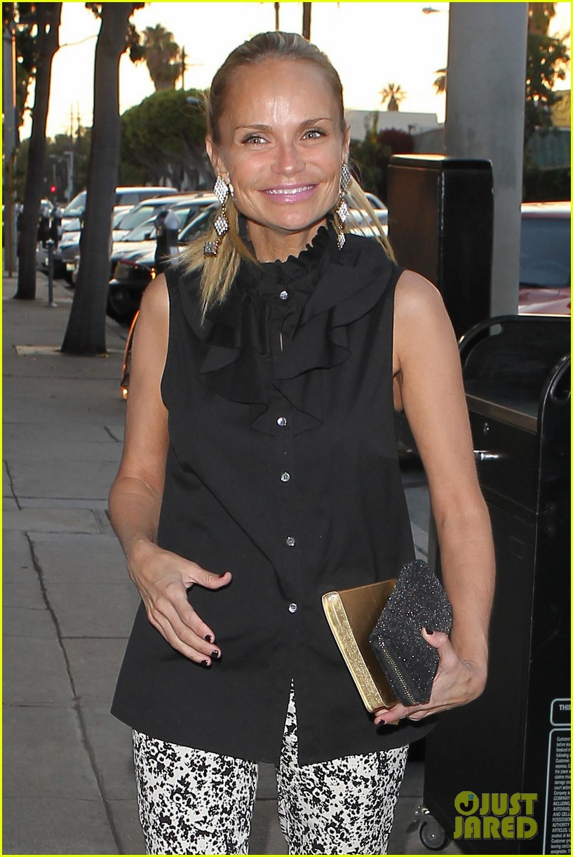 kristin chenoweth i saw grease ten times in the theater 14