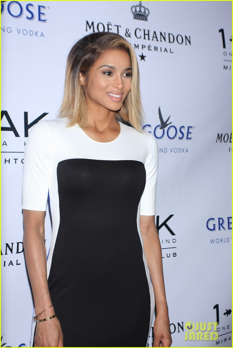 ciara album release party in vegas 09