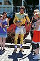 chris colfer alyson hannigan course of the force relay 05