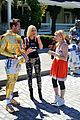 chris colfer alyson hannigan course of the force relay 21