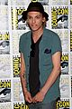 lily collins jamie bower campbell city of bones at comic con 20