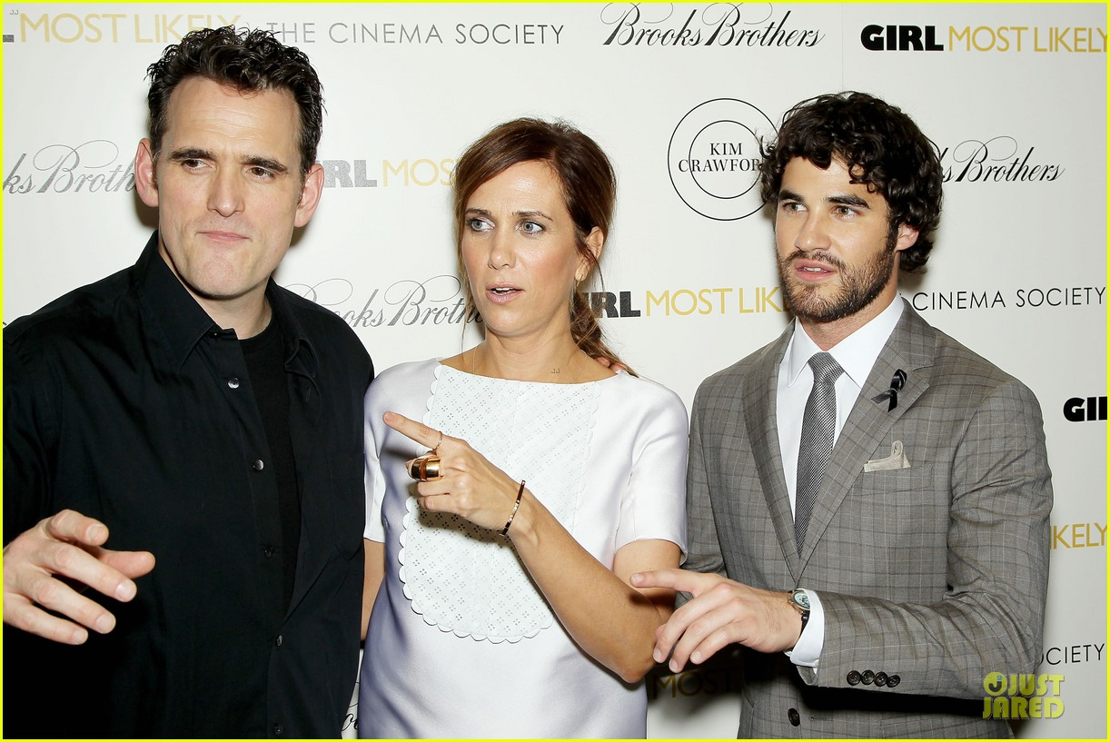 darren criss girl most likely screening after cory monteith death 14