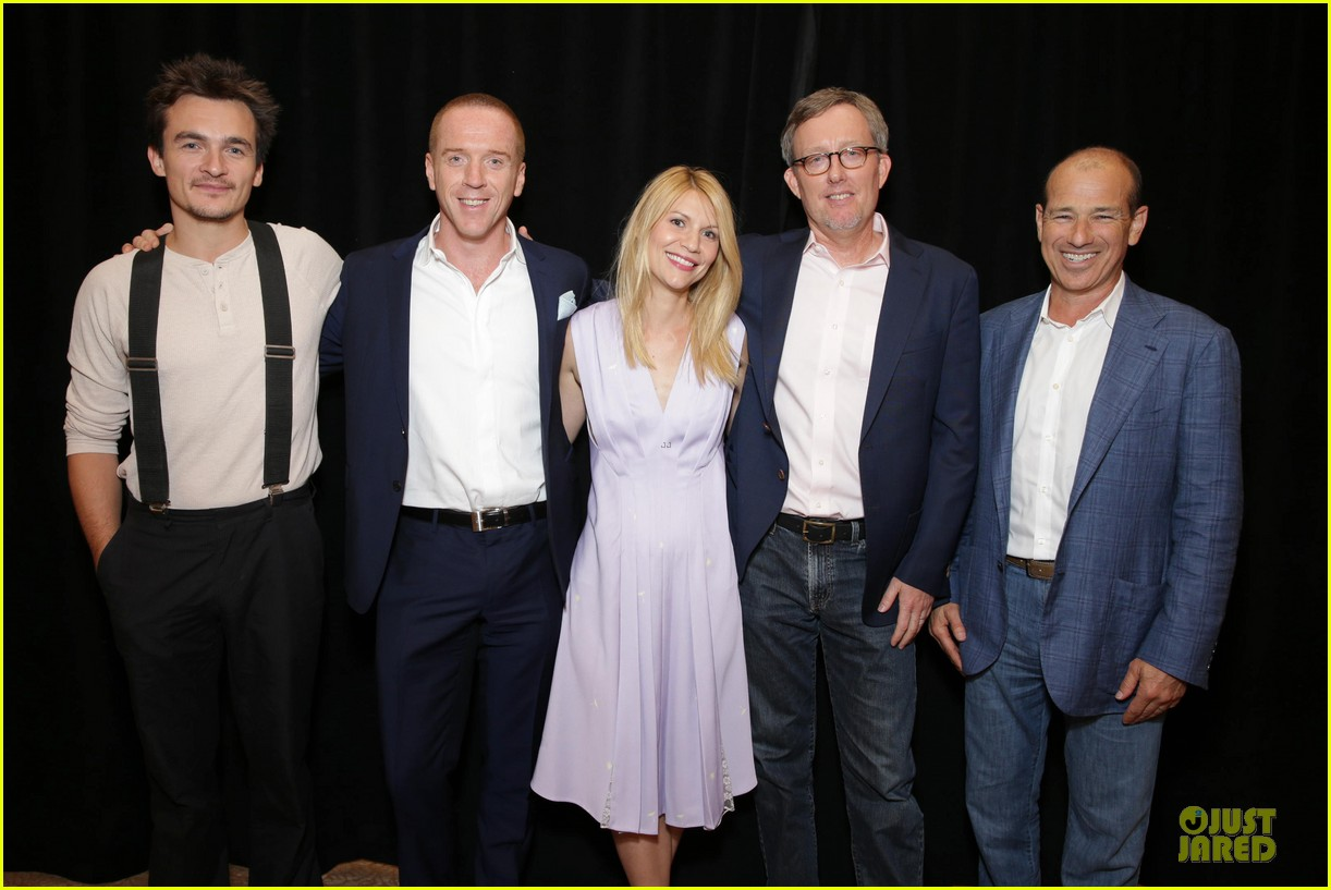 claire danes damian lewis homeland at showtime summer tca tour 012919805