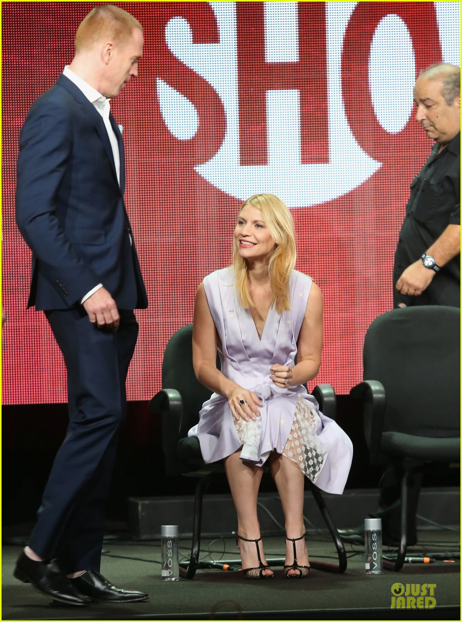 claire danes damian lewis homeland at showtime summer tca tour 092919813