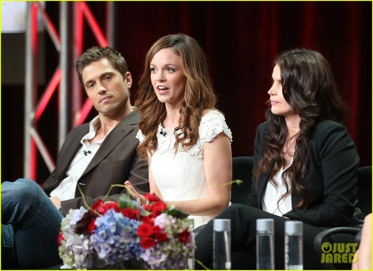 jenna dewan eric winter lifetime panel at tca tour 2013 14