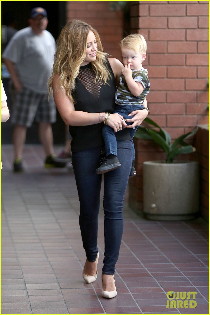 hilary duff luca is the absolute love of my life 07