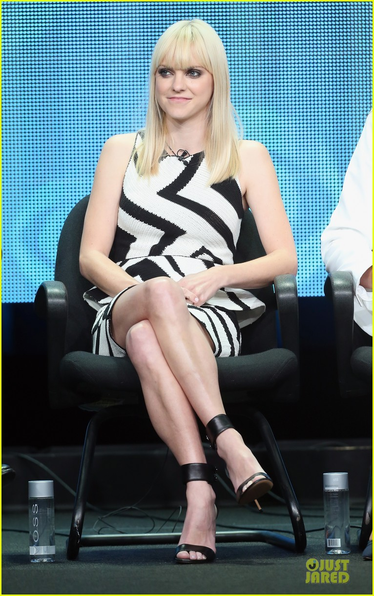 anna faris cbs summer tca party 052919853