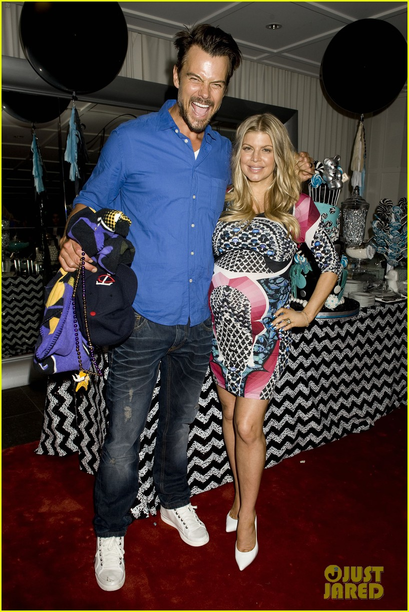 inside fergie baby shower with josh duhamel exclusive pics 062919537