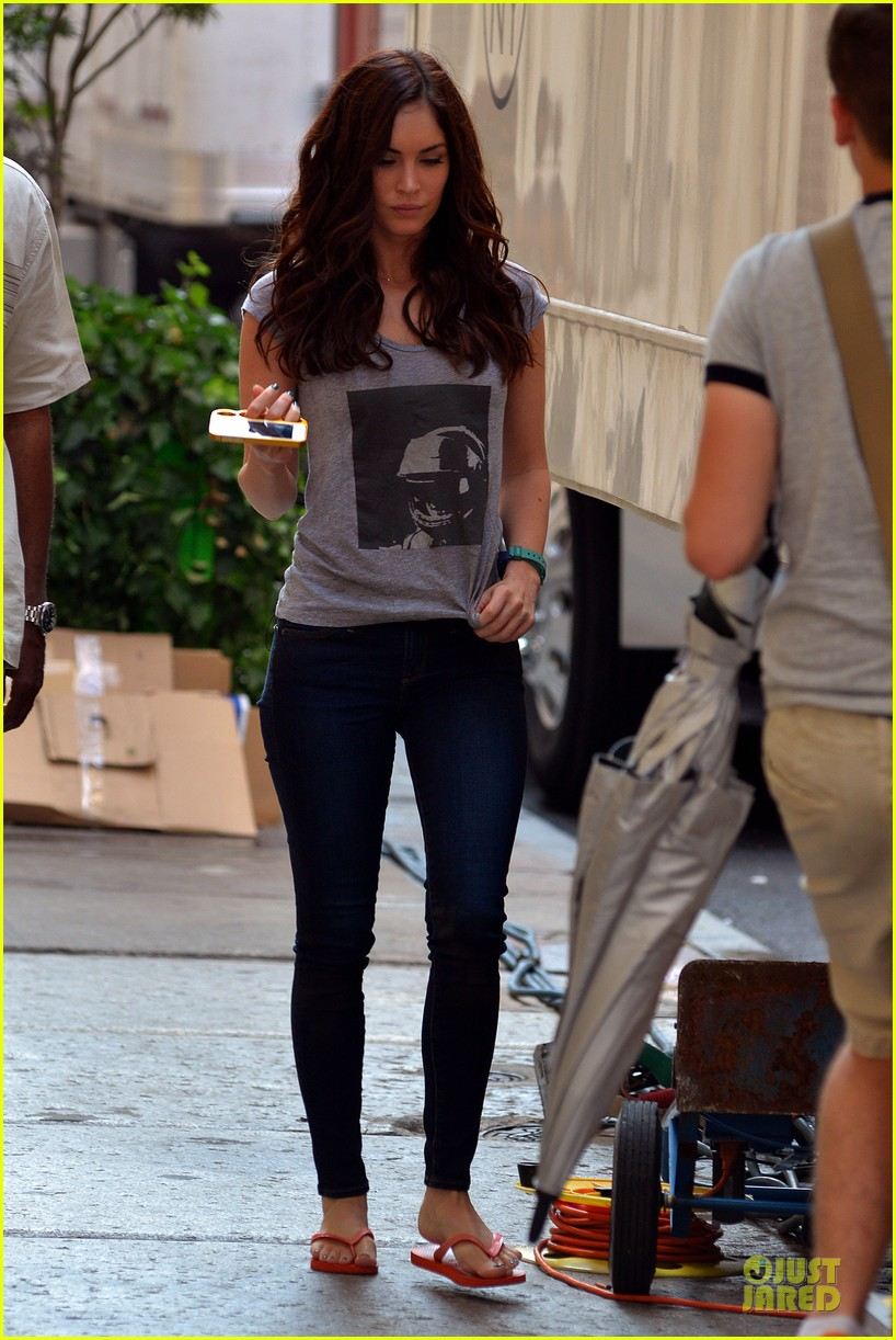 megan fox ellen degeneres show supporter 13