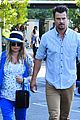 fergie josh duhamel go to church before baby shower day 07
