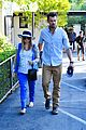 fergie josh duhamel go to church before baby shower day 10