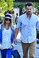 fergie josh duhamel go to church before baby shower day 13