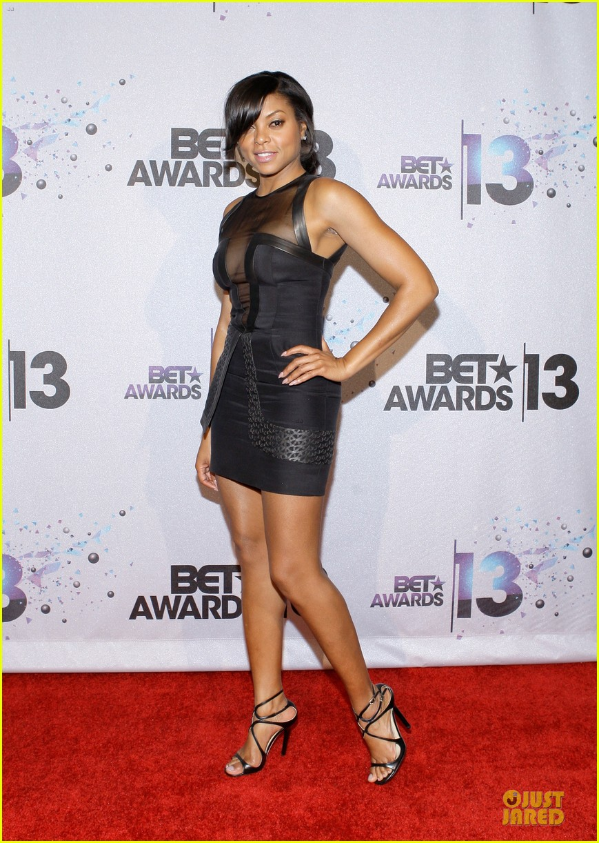 jamie foxx taraji p henson bet awards 2013 show 17