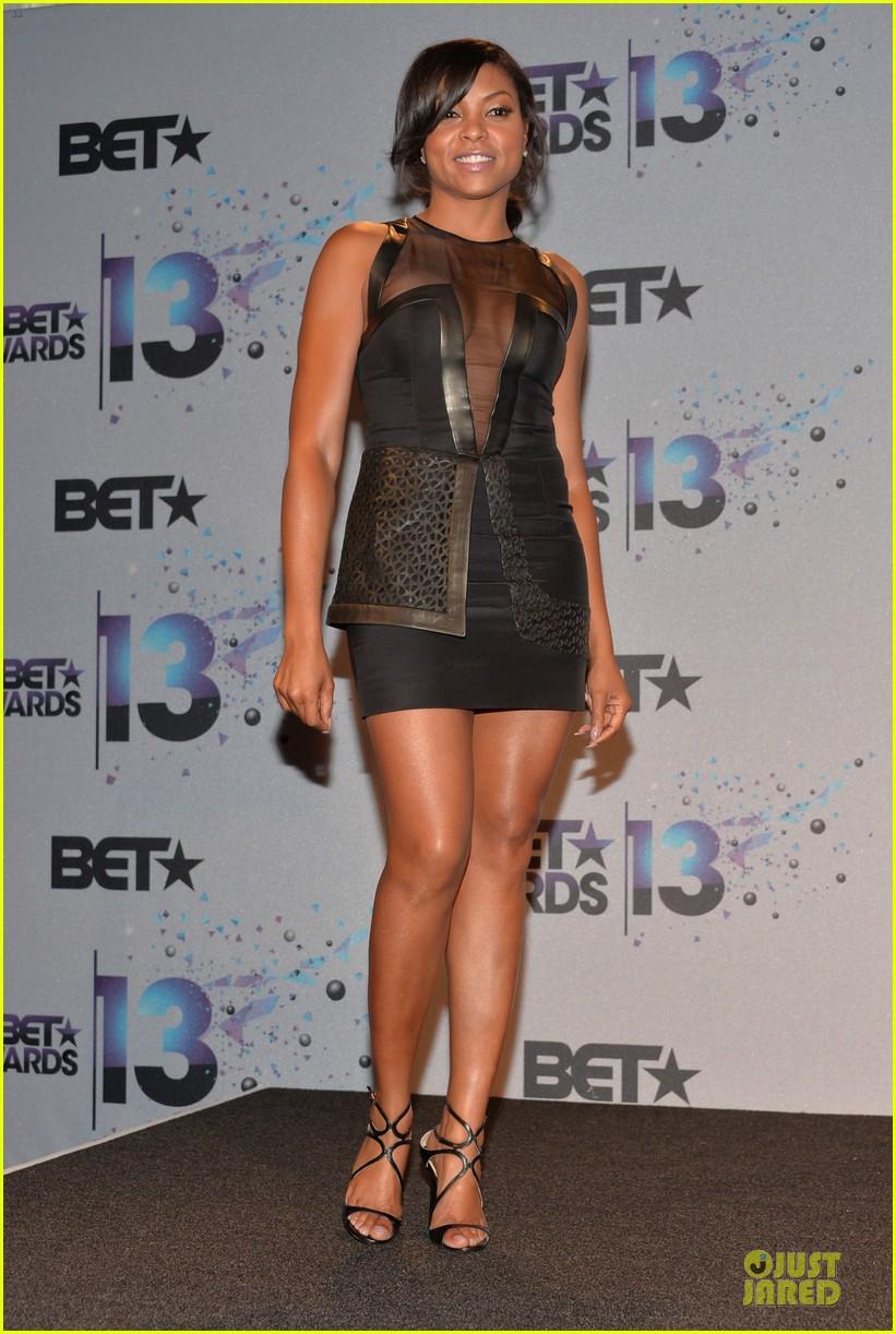 jamie foxx taraji p henson bet awards 2013 show 23