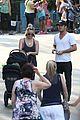 cam gigandet debuts baby rekker on family disney trip 28