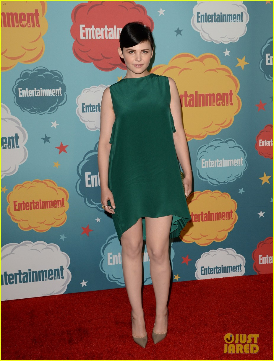ginnifer goodwin josh dallas once at ew comic con party 16
