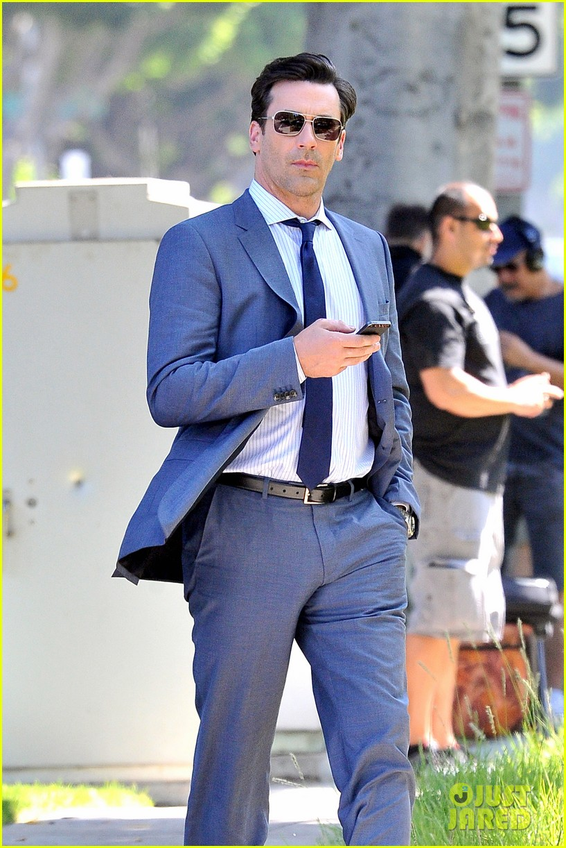 jon hamm sports million dollar look for million dollar arm 07