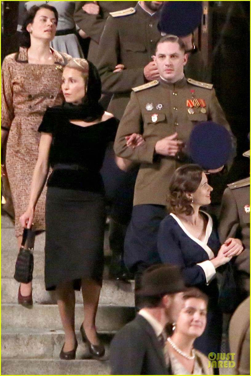 tom hardy noomi rapace child 44 set with joel kinnaman 01