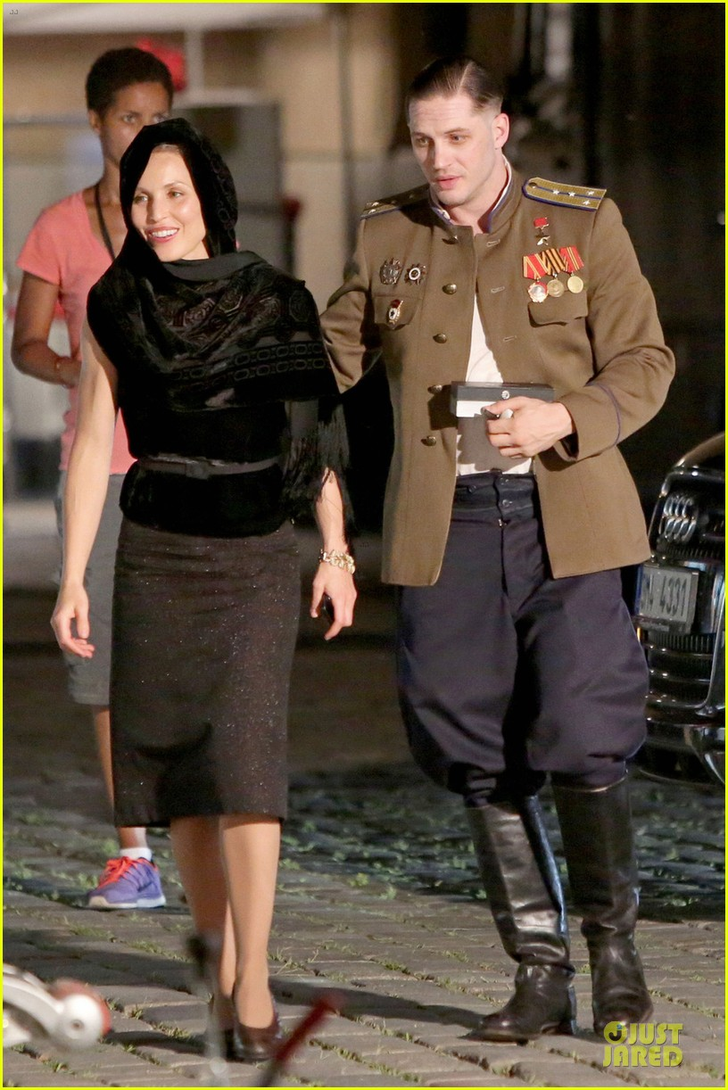 tom hardy noomi rapace child 44 set with joel kinnaman 03