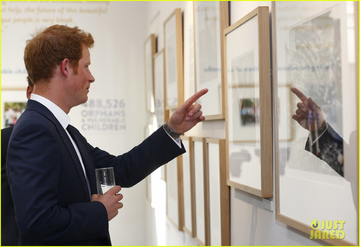 prince harry talks prince george his royal baby nephew 08