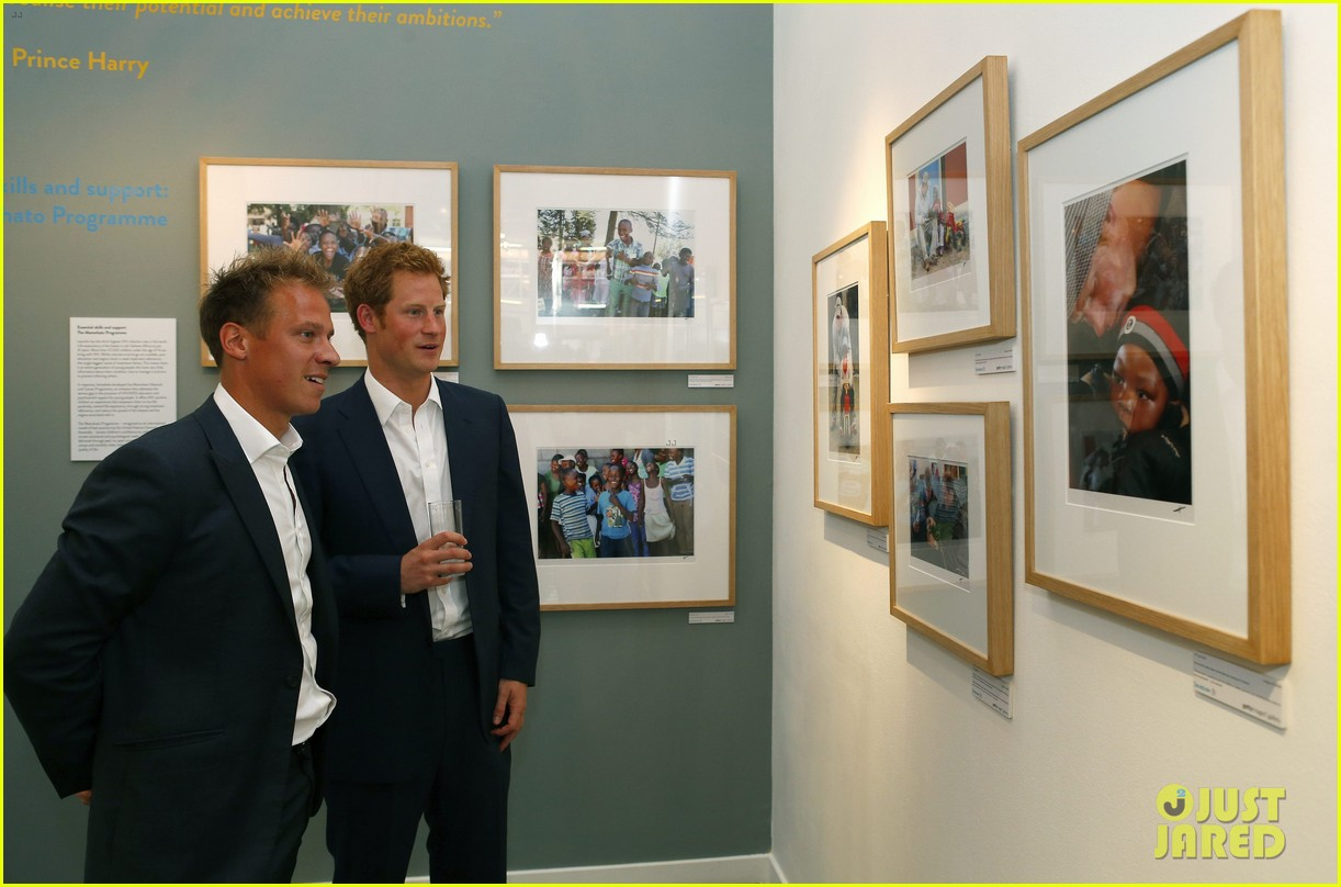 prince harry talks prince george his royal baby nephew 09
