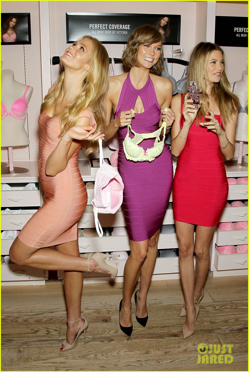 erin heatherton behati prinsloo body by victoria celebration 13
