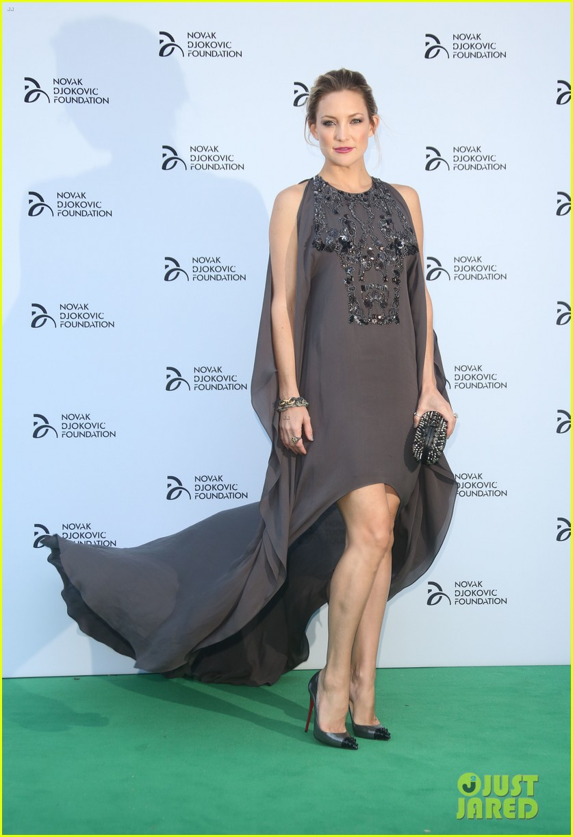 kate hudson novak djokovic foundation london gala 05