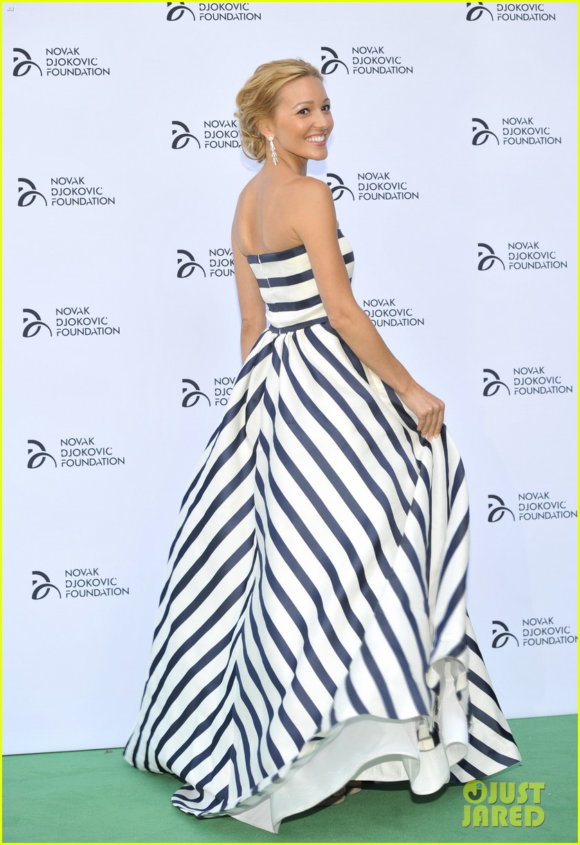 kate hudson novak djokovic foundation london gala 112906054