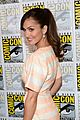 minka kelly michael ealy almost human at comic con 11