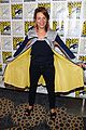minka kelly michael ealy almost human at comic con 14