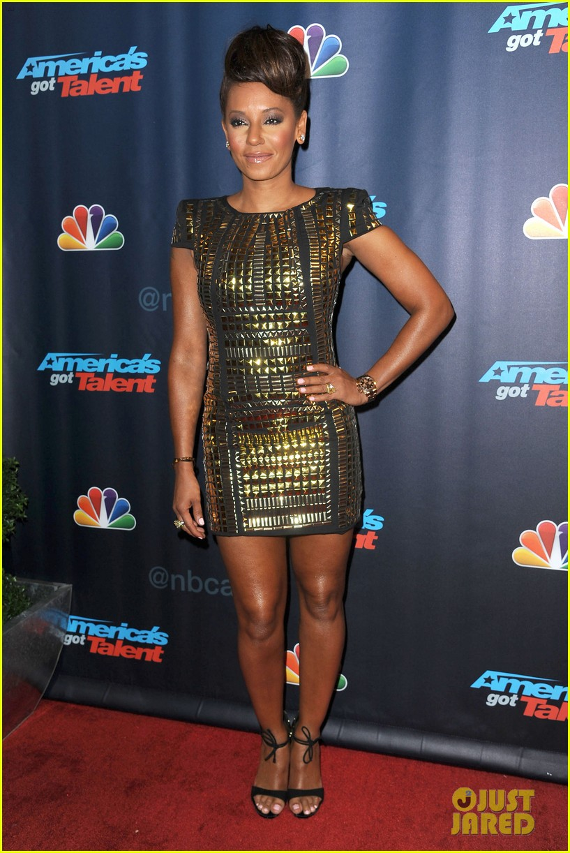 Heidi Klum & Mel B: 'America's Got Talent' Results Show!